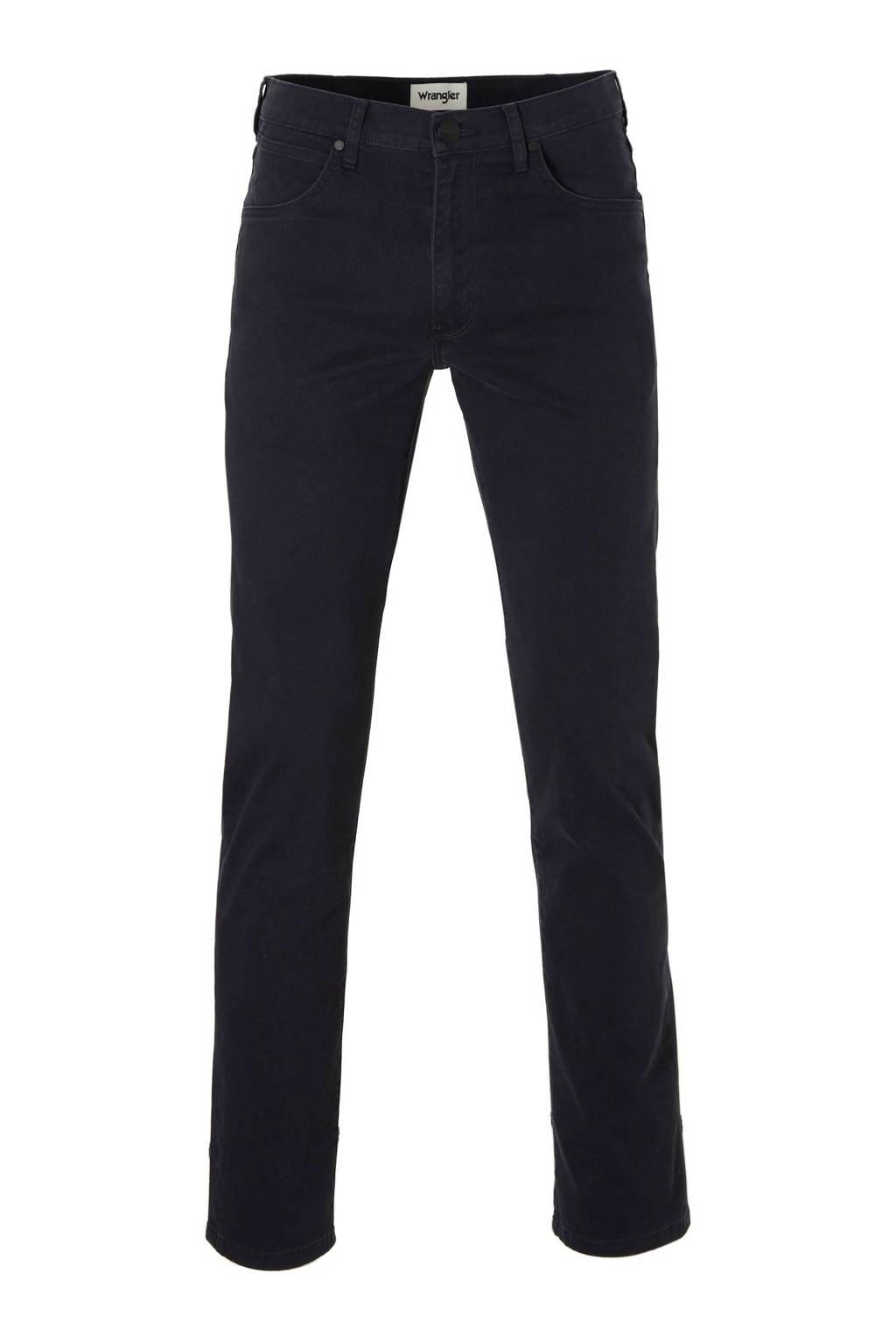 Wrangler  straight Arizona classic straight fit broek, Navy