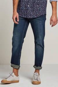 Wrangler straight fit jeans Arizona blue stroke, Blue Stroke