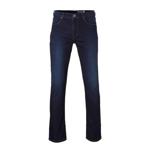 Wrangler straight fit jeans Arizona blue stroke