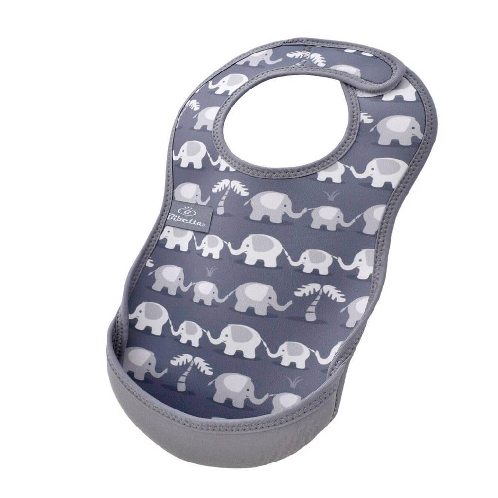 Bibetta slab olifant grijs, Olifant grijs
