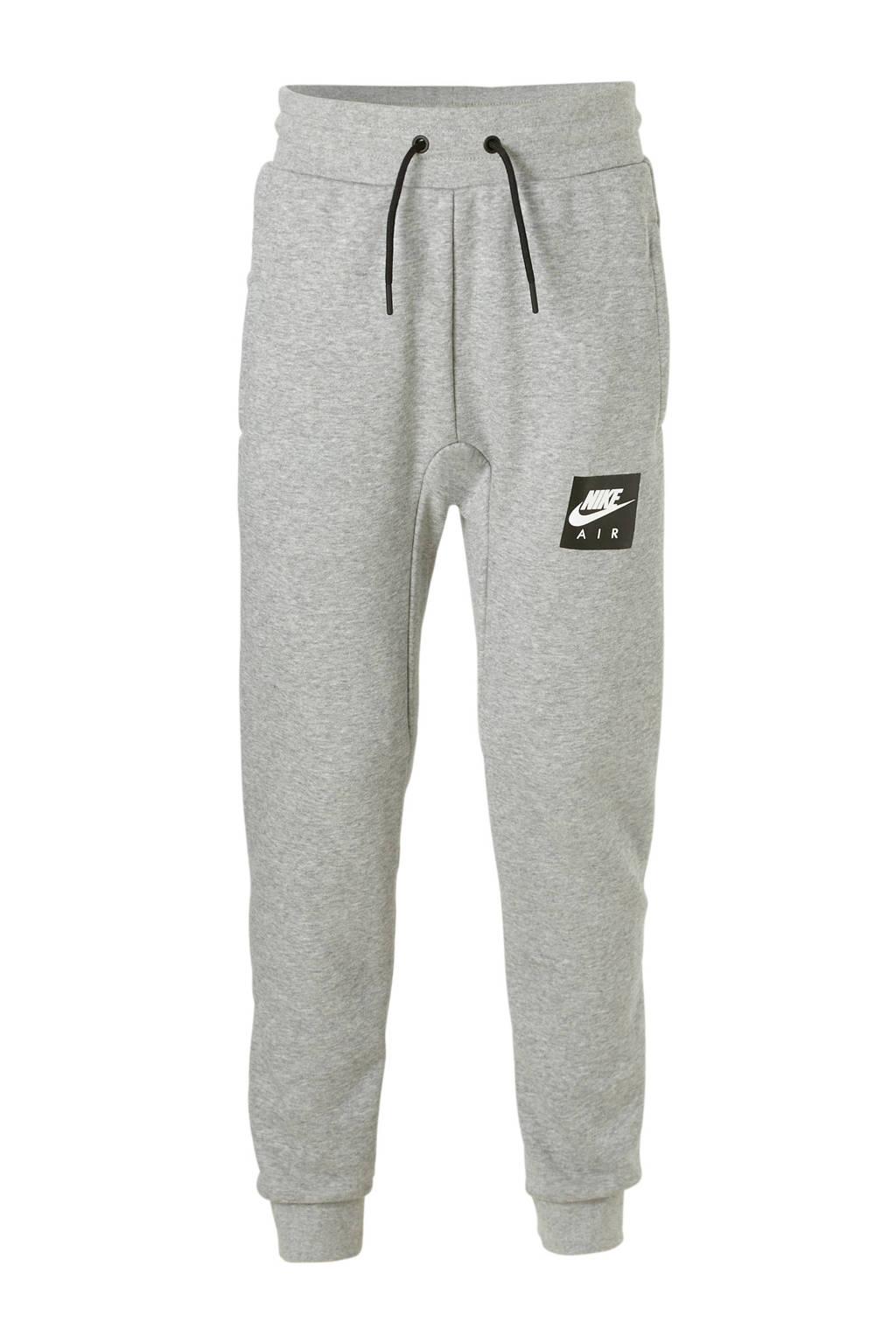 Nike   B Air Pant joggingbroek lichtgrijs, Lichtgrijs