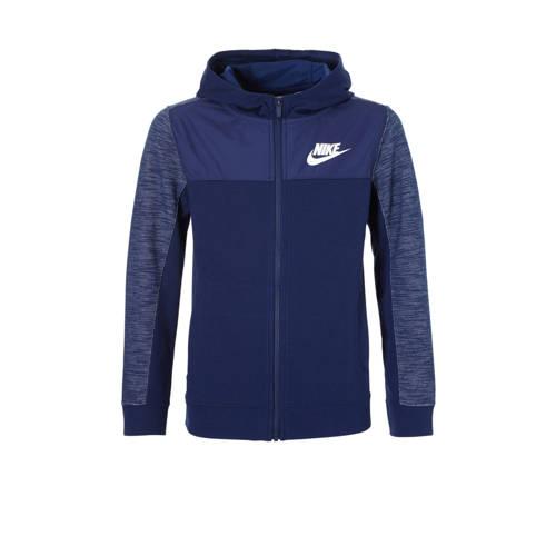 Sportswear Advance Blauw Vest Kinderen Blue