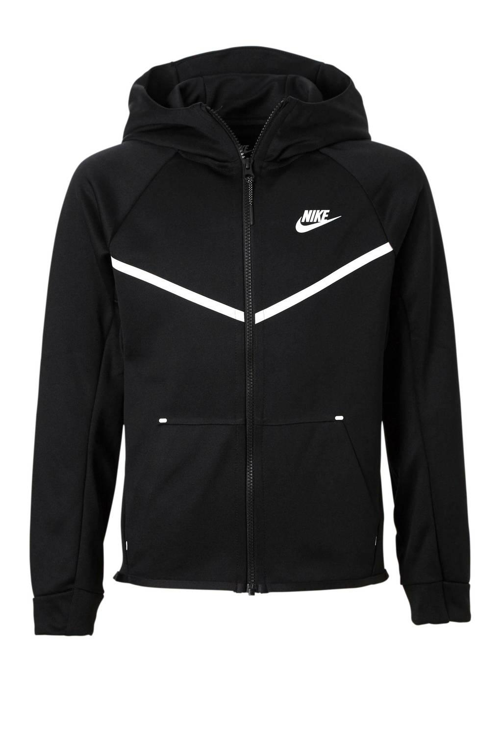 Nike vest zwart, Zwart