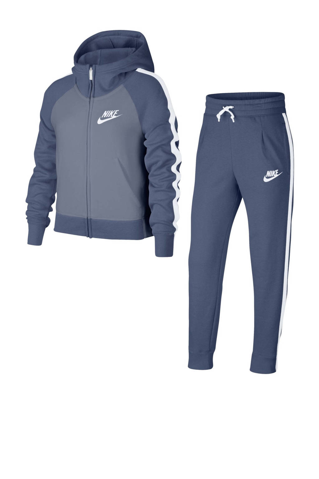 Nike trainingspak grijs, Grijs