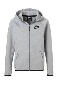 Nike Tech Fleece vest grijs melange, Grijs