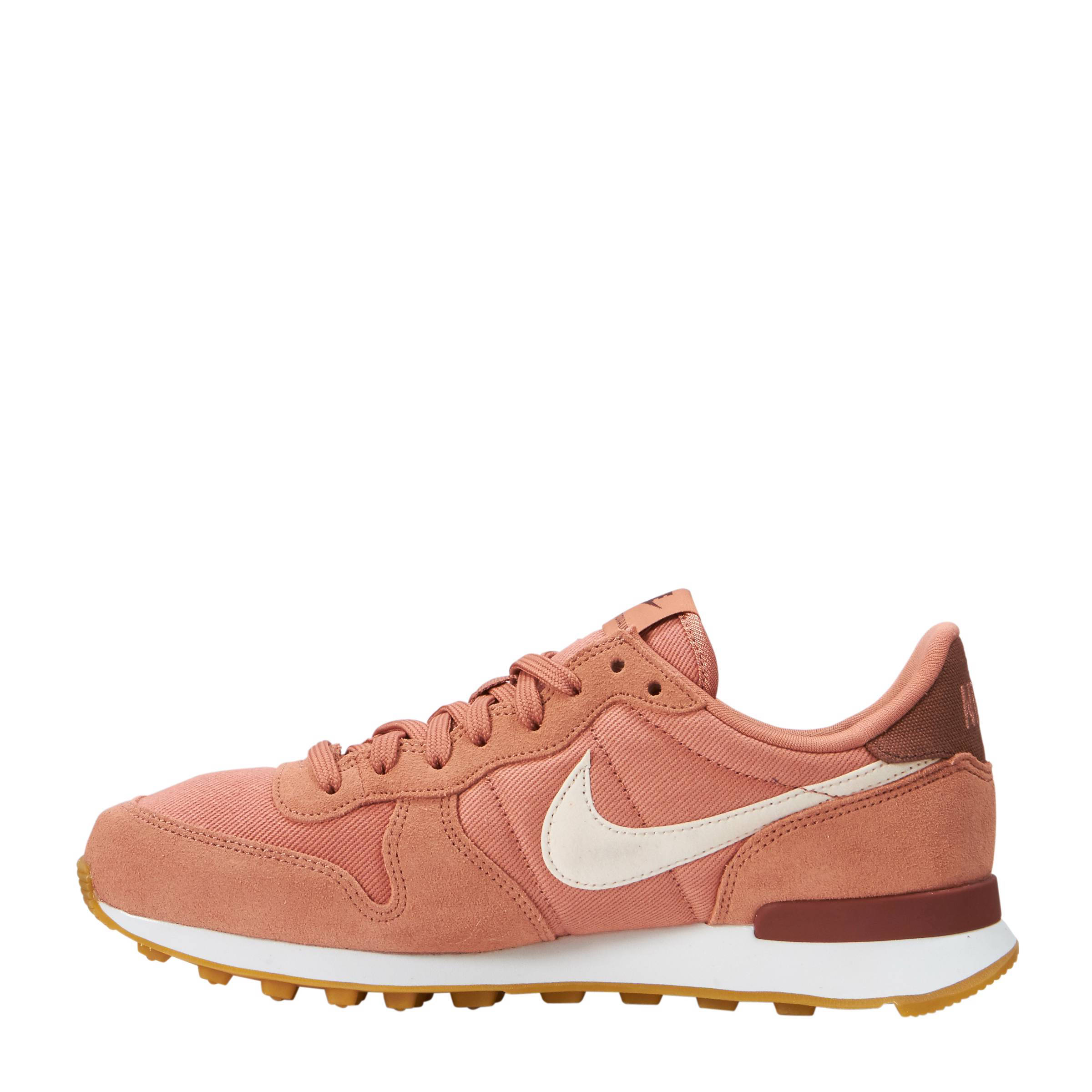 nike internationalist roze