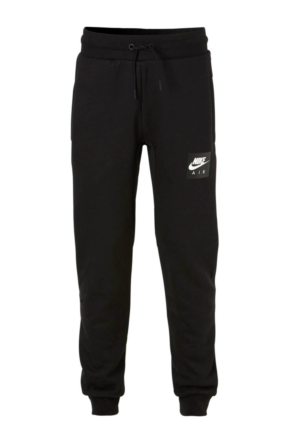 Nike   B Air Pant joggingbroek zwart, Zwart