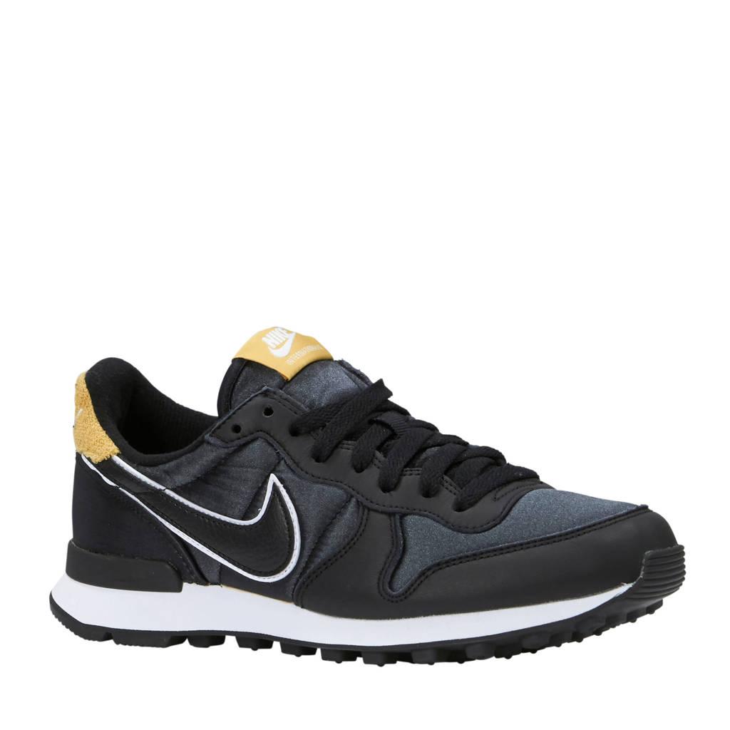 outlet store b677b 99ce7 Nike Internationalist Heat sneakers zwart, Zwart