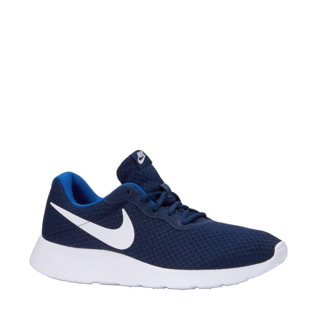 Nike   sneakers Tanjun Racer, Donkerblauw/wit