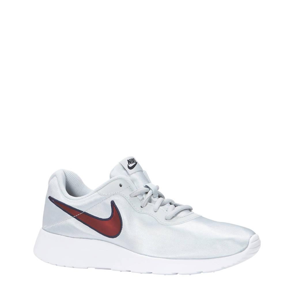 huge discount 1cec4 72284 Nike Tanjun SE sneakers, Lichtgrijsrood
