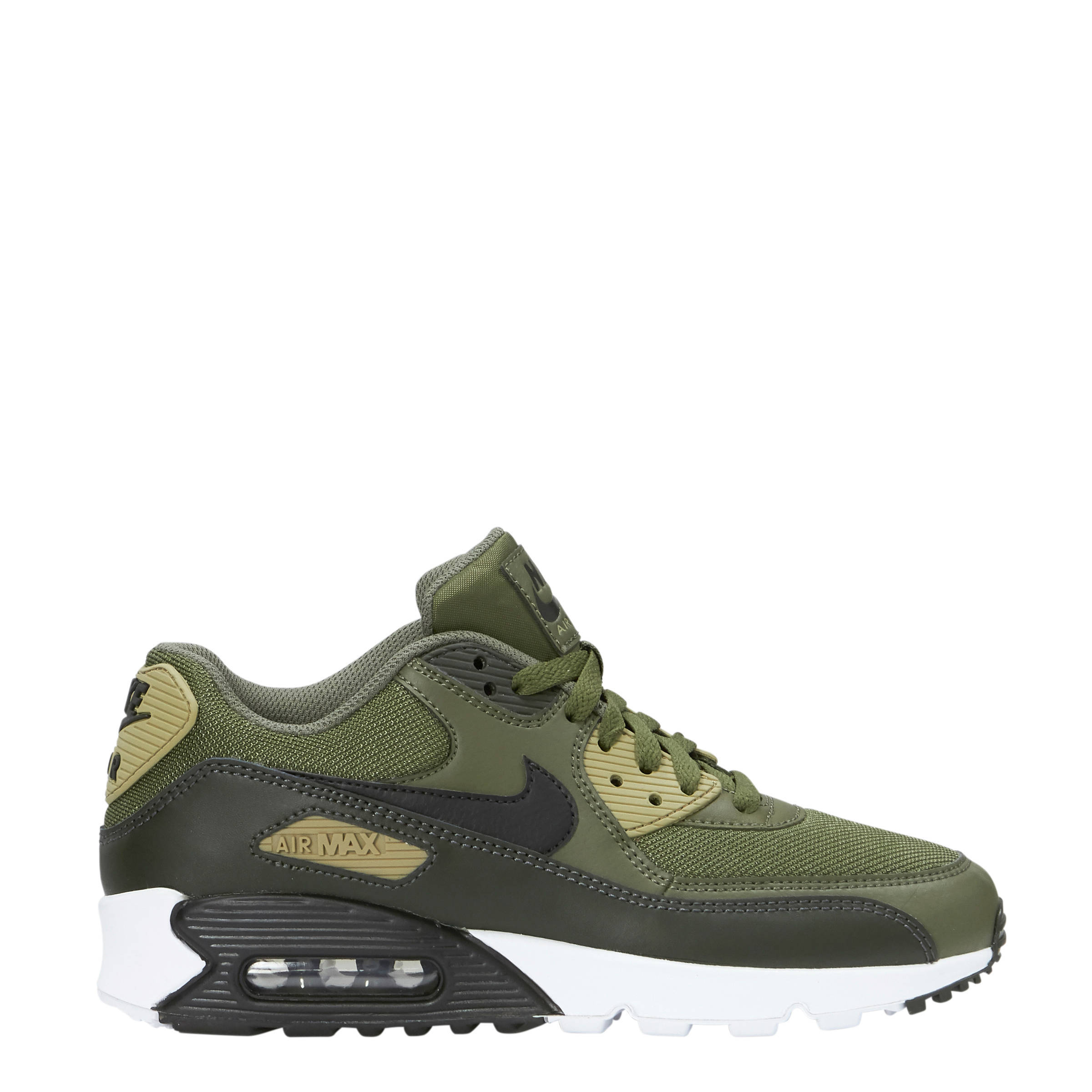 air max 90 legergroen