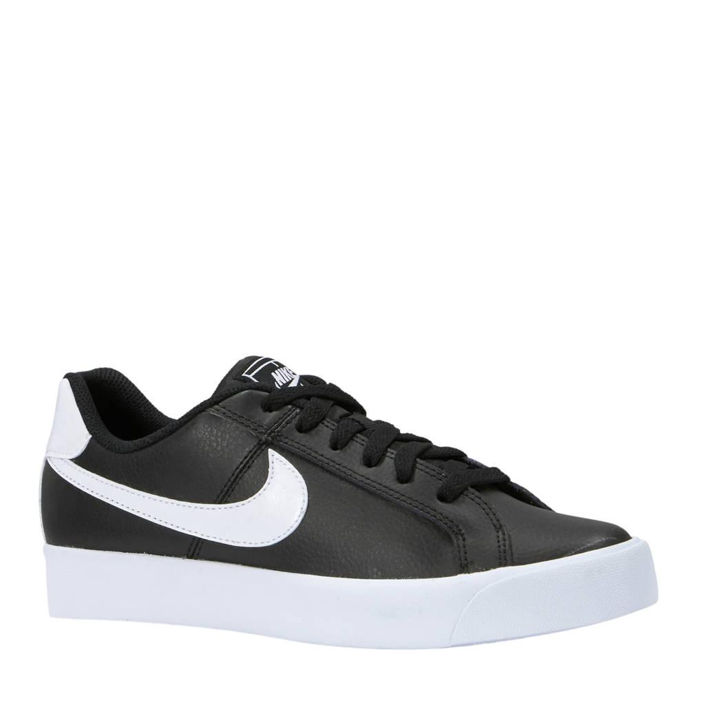 1b090f7d6f0 Nike Court Royale AC leren sneakers   wehkamp