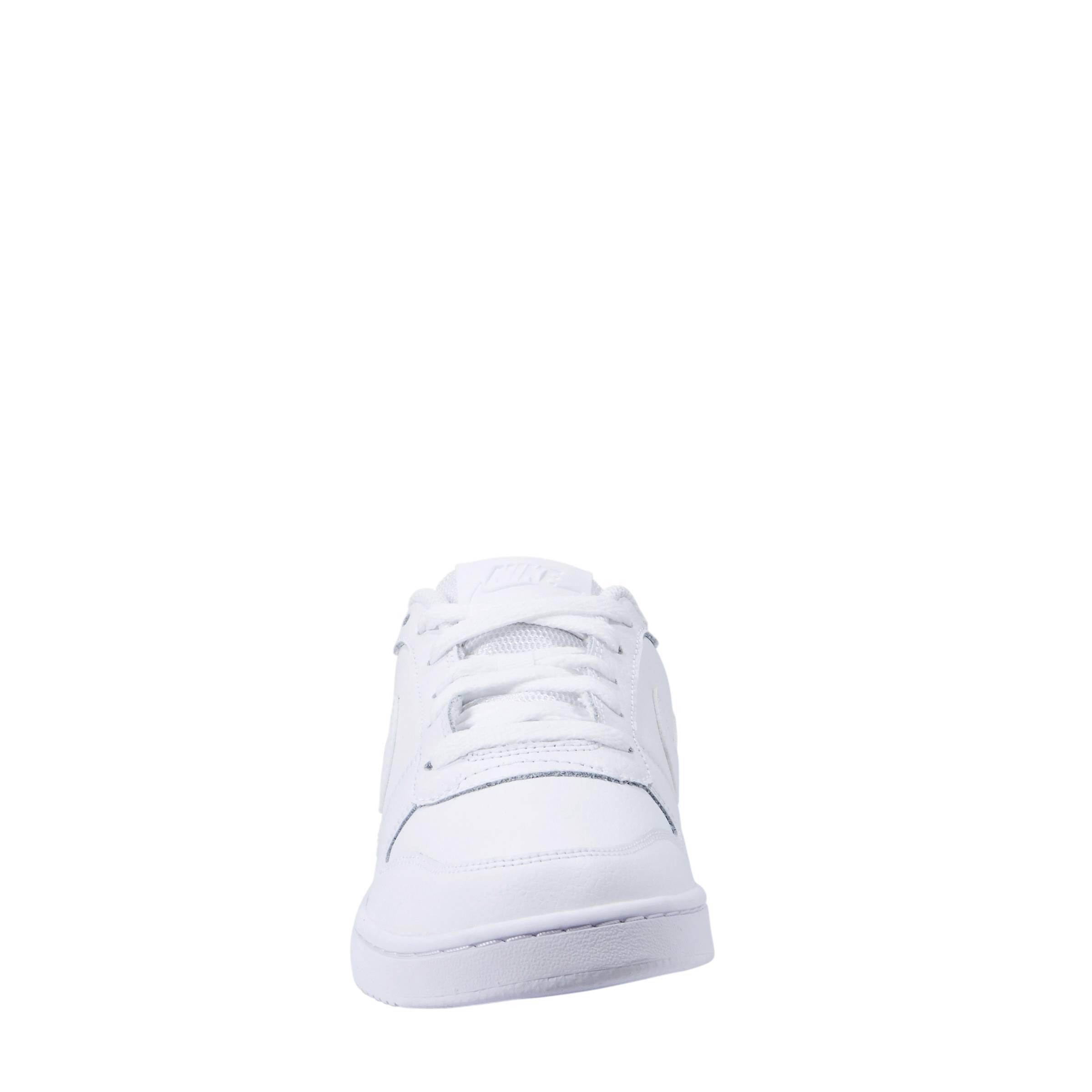 Nike Ebernon Low leren sneakers | wehkamp