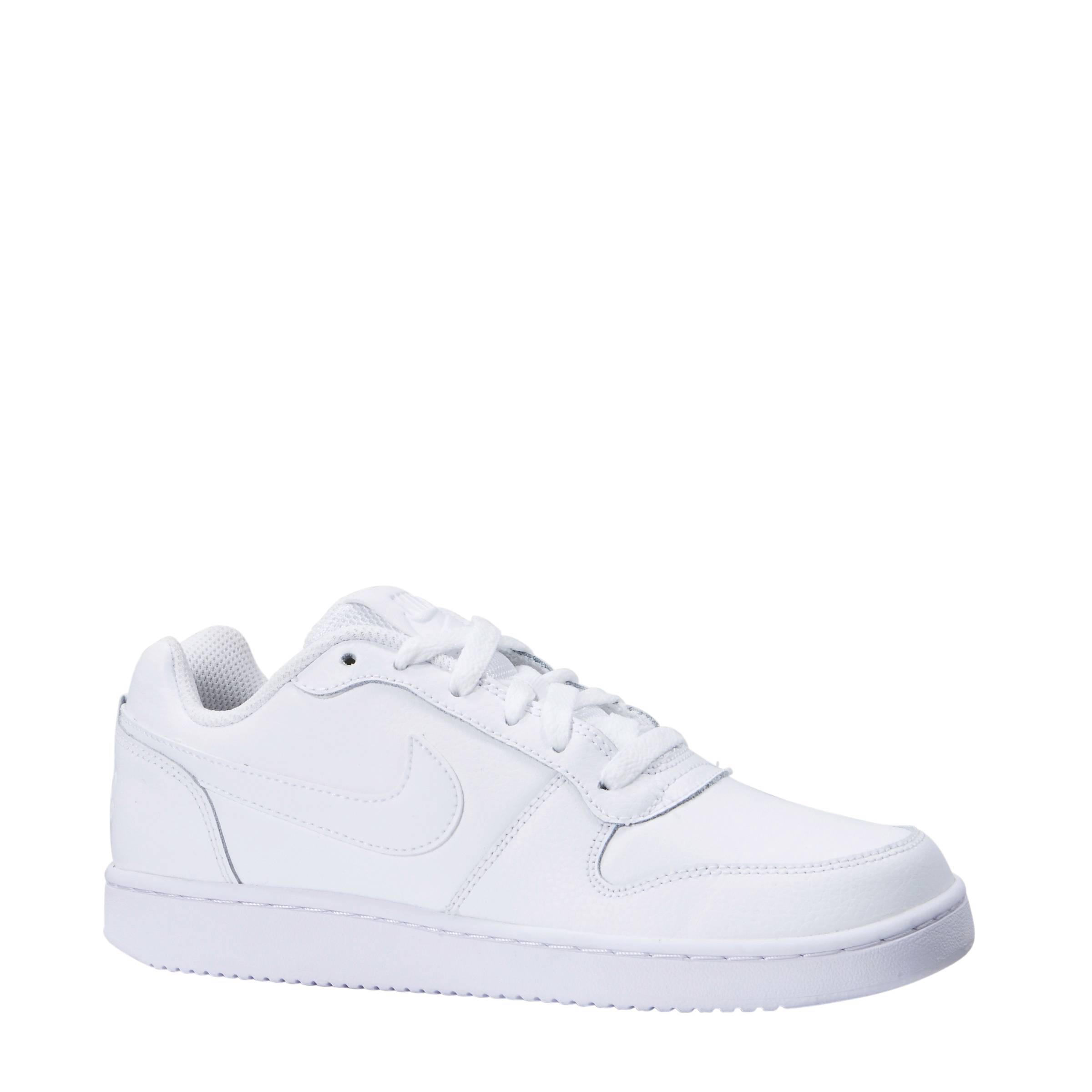 Nike Ebernon Low Dames Sneakers Schoenen wit 38