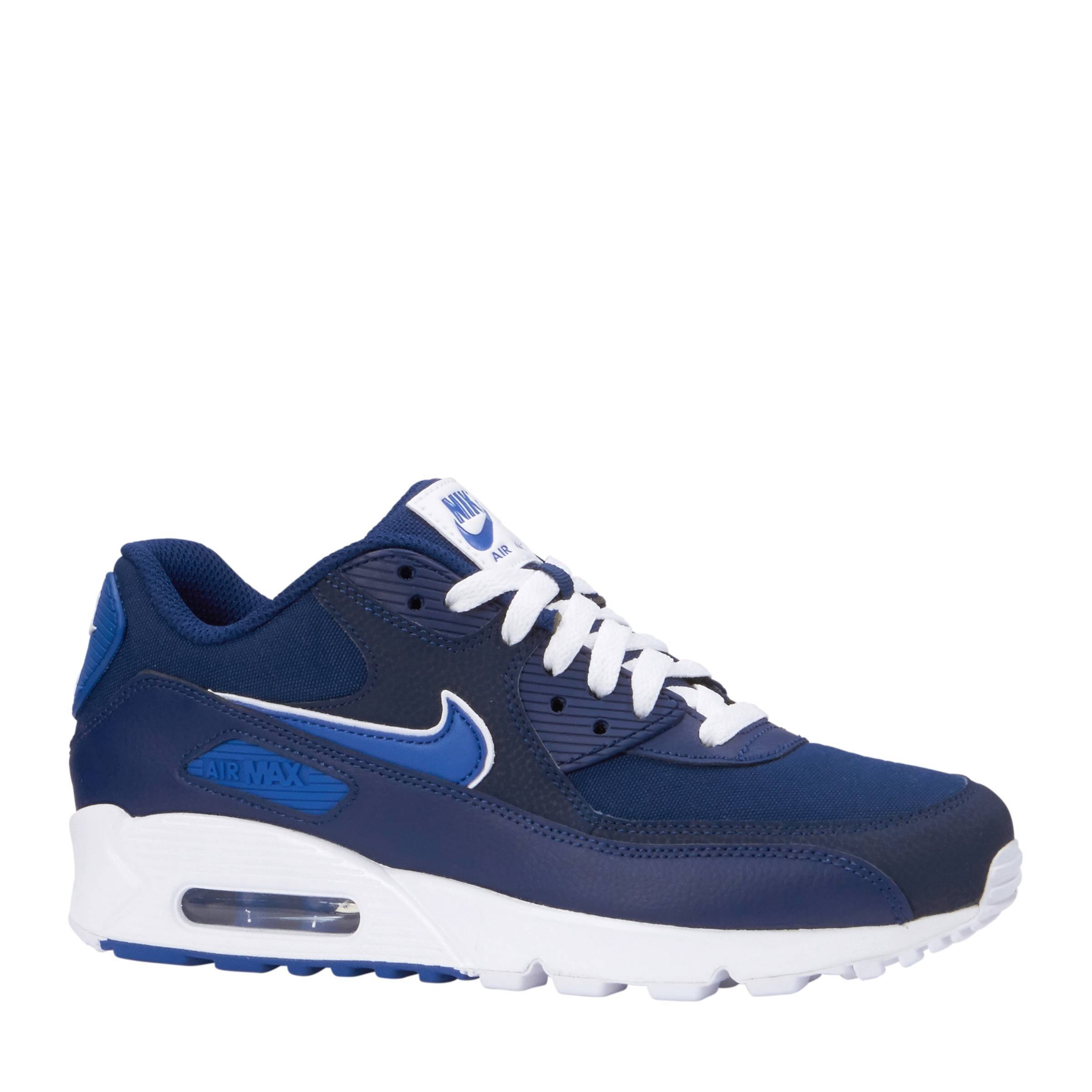 nike air max blauw heren