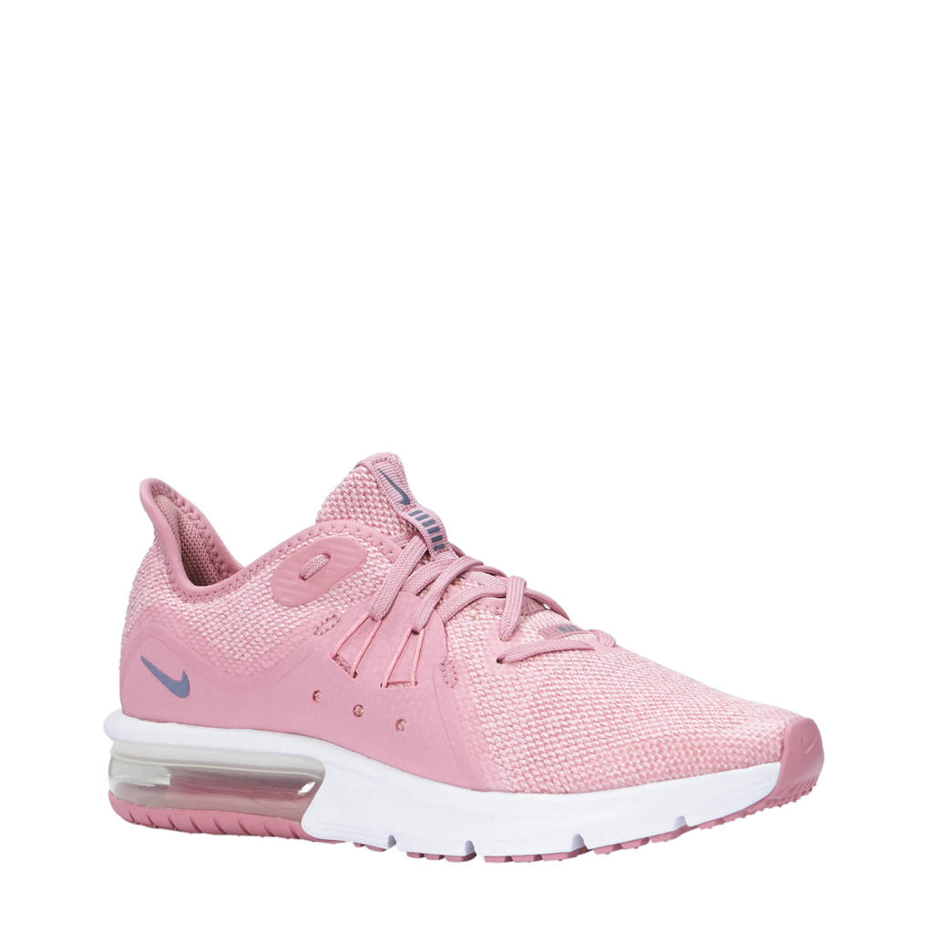 Nike  Air Max Sequent 3 (GS) sneakers roze, Roze