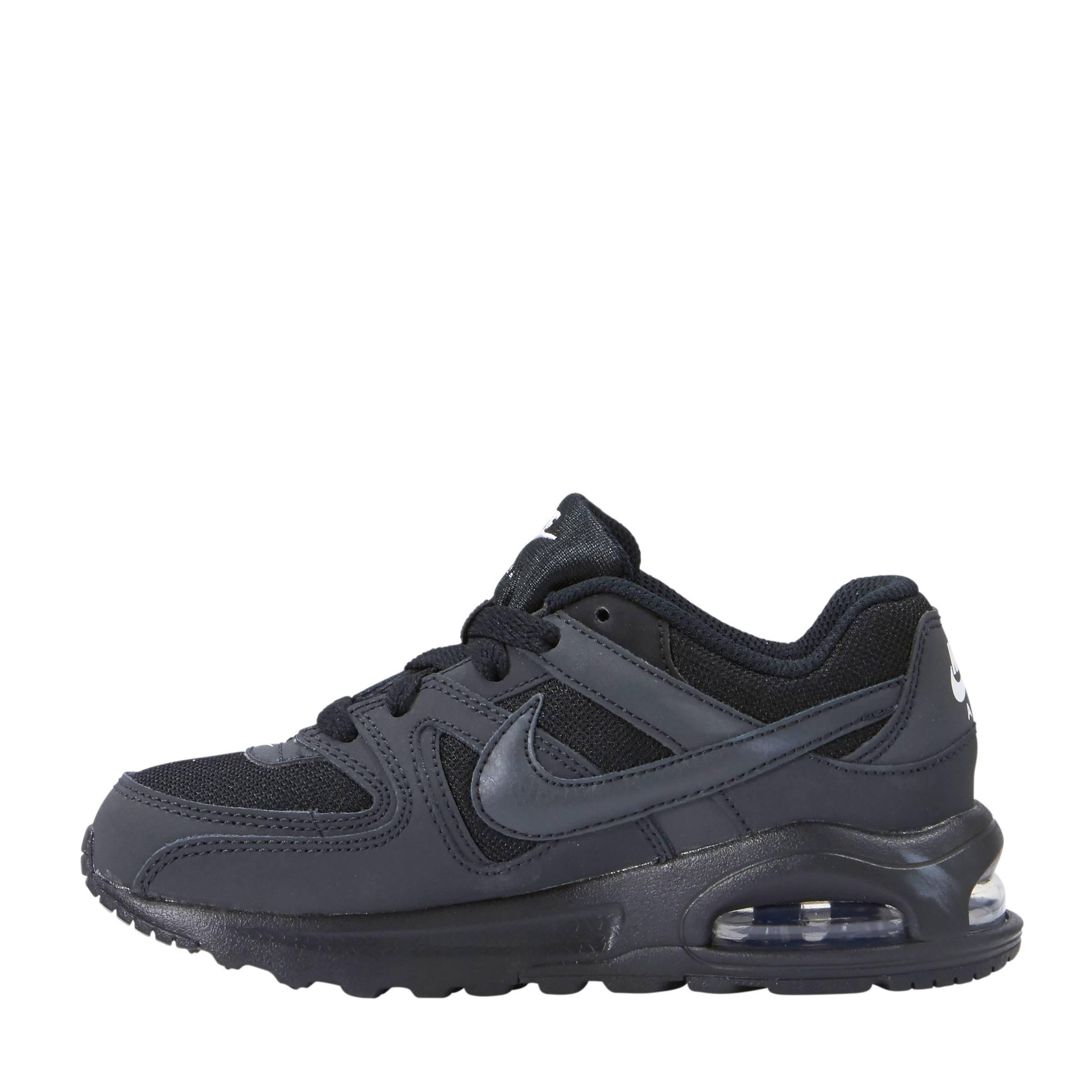 Zwarte NIKE Sneakers AIR MAX COMMAND FLEX (GS)