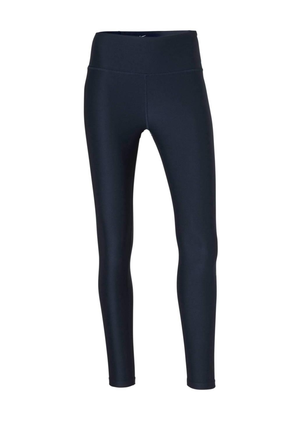 Nike 7/8 sportlegging donkerblauw, Donkerblauw