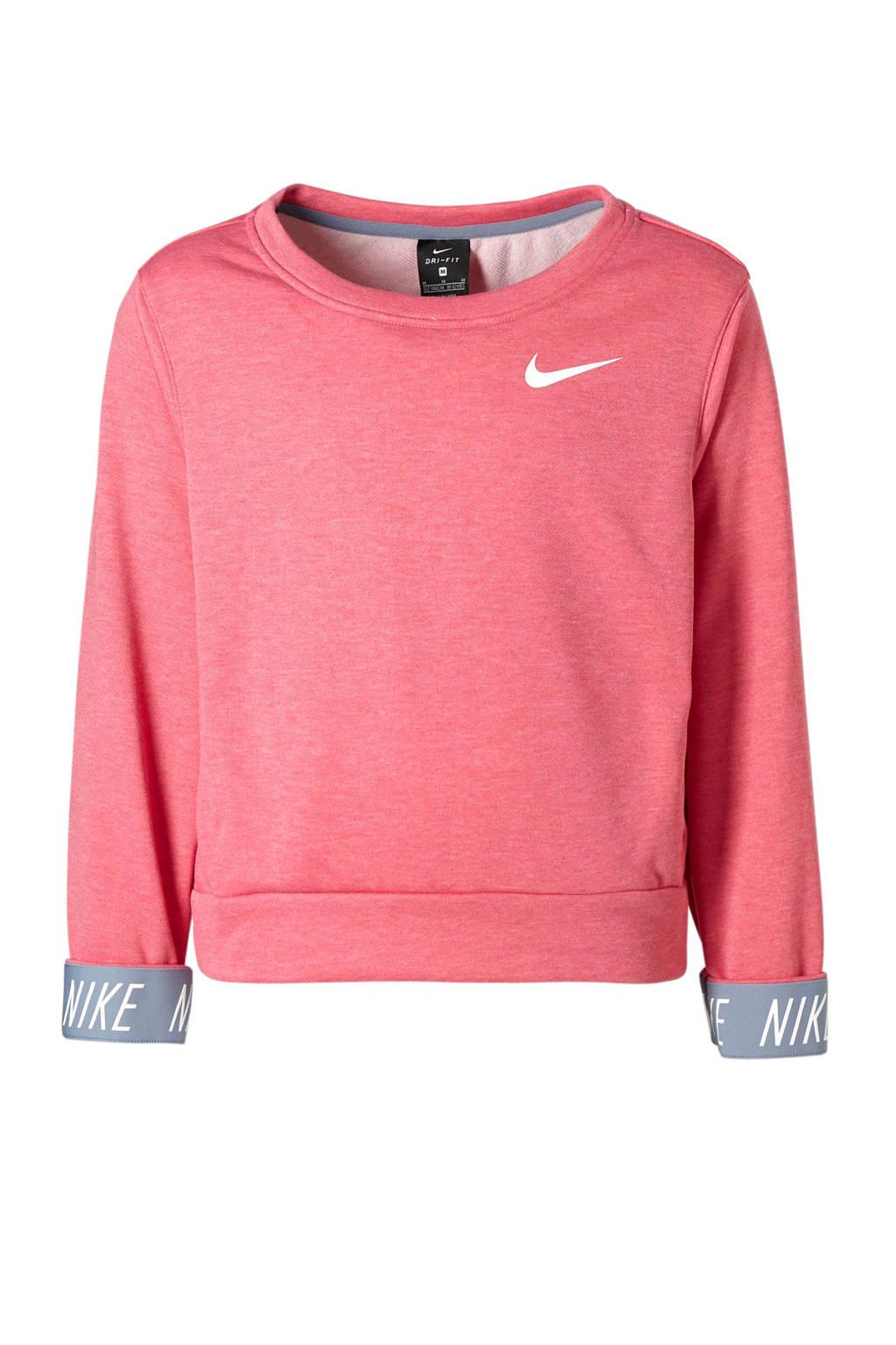 Nike sweater roze, Roze