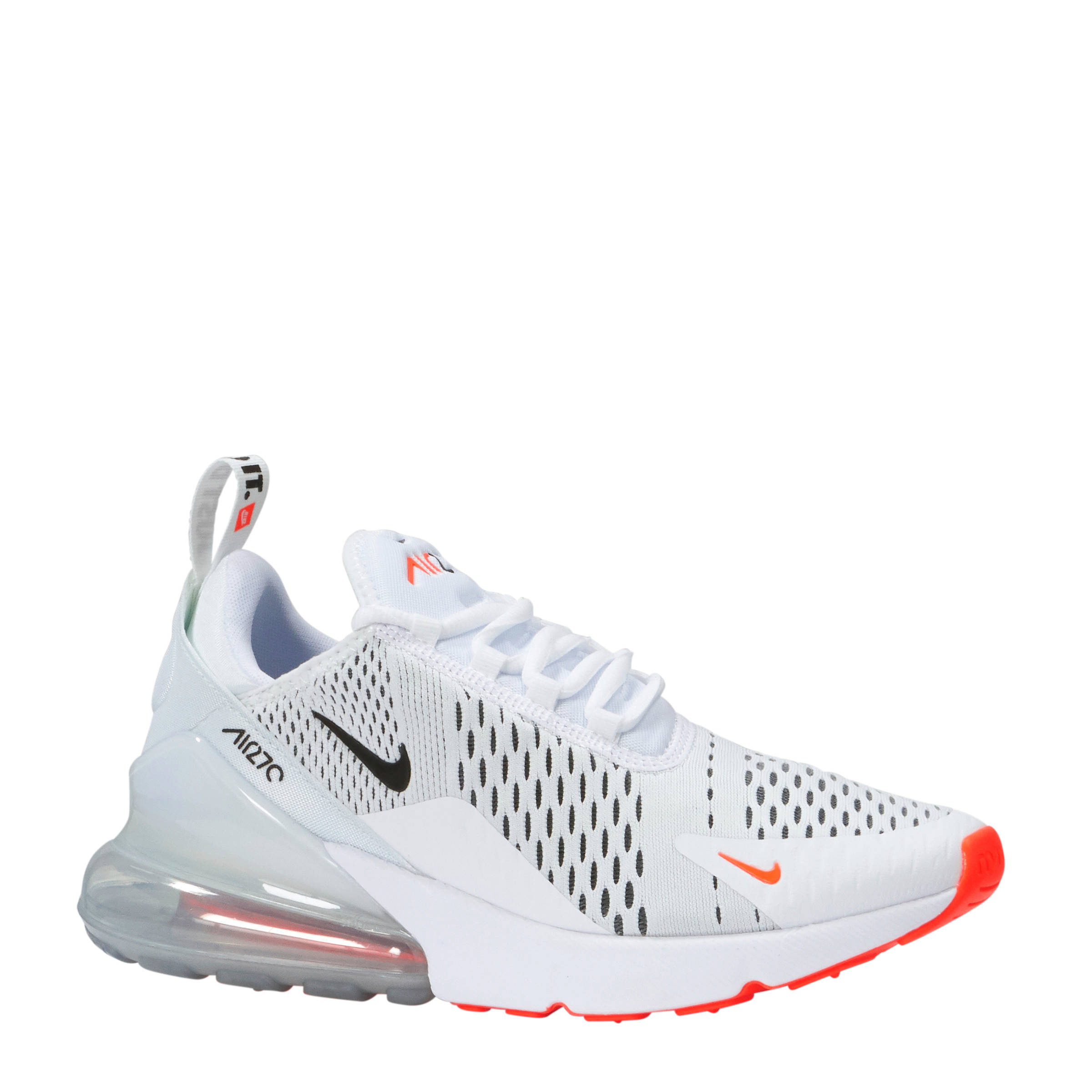 heren nike air max 270 helemaal wit official store 8b71b 9de9b