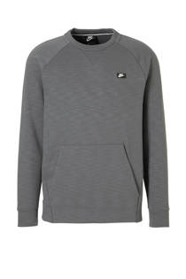 Nike   sweater grijs (heren)