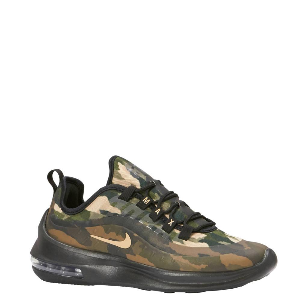 Nike  Air Max Axis Premium camouflage sneakers, Groen
