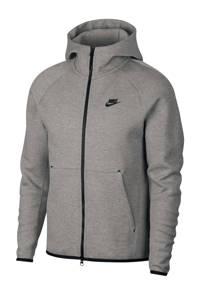 Nike   Tech Fleece vest, Grijs melange/zwart