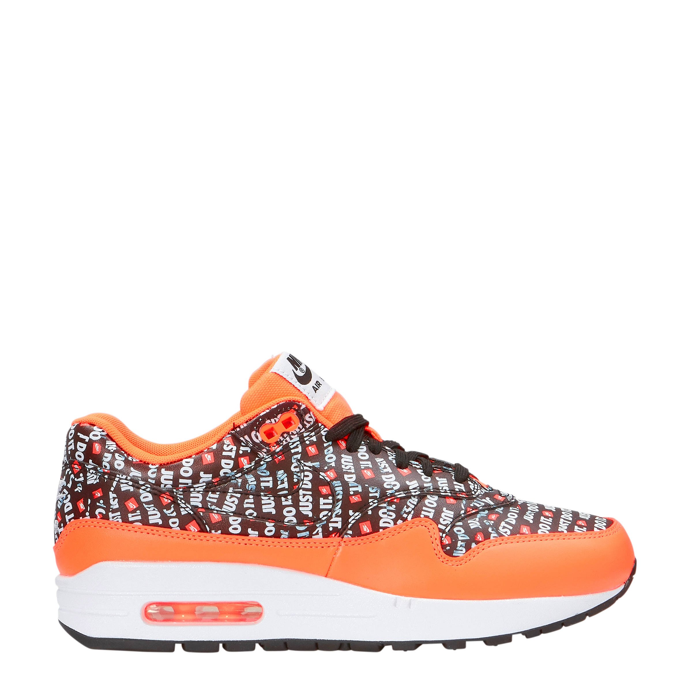 Air Max 1 Premium sneakers oranje