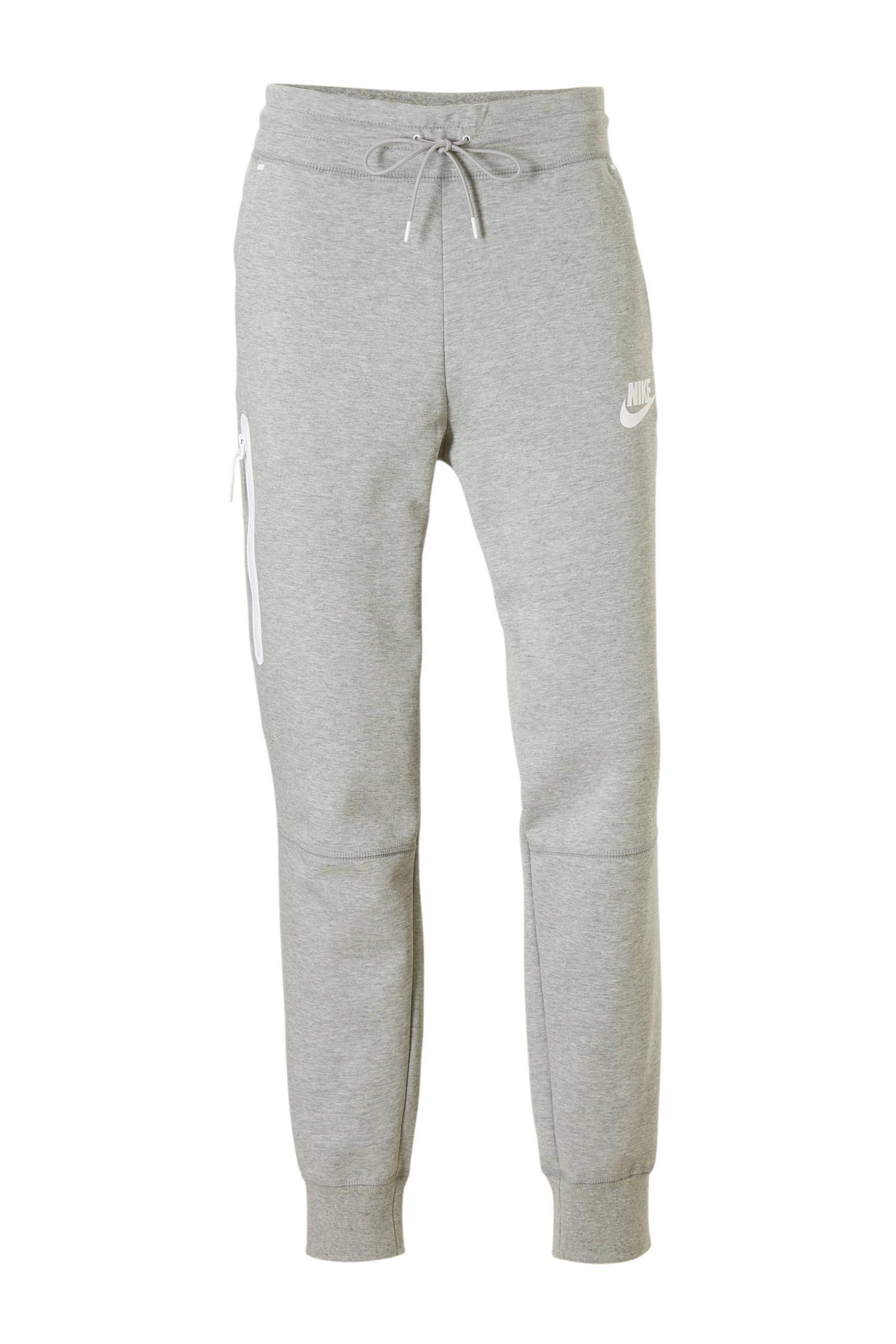 Merk Joggingbroek Dames.Nike Joggingbroek Lichtgrijs Wehkamp
