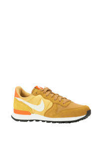 Nike Internationalist sneakers okergeel (dames)