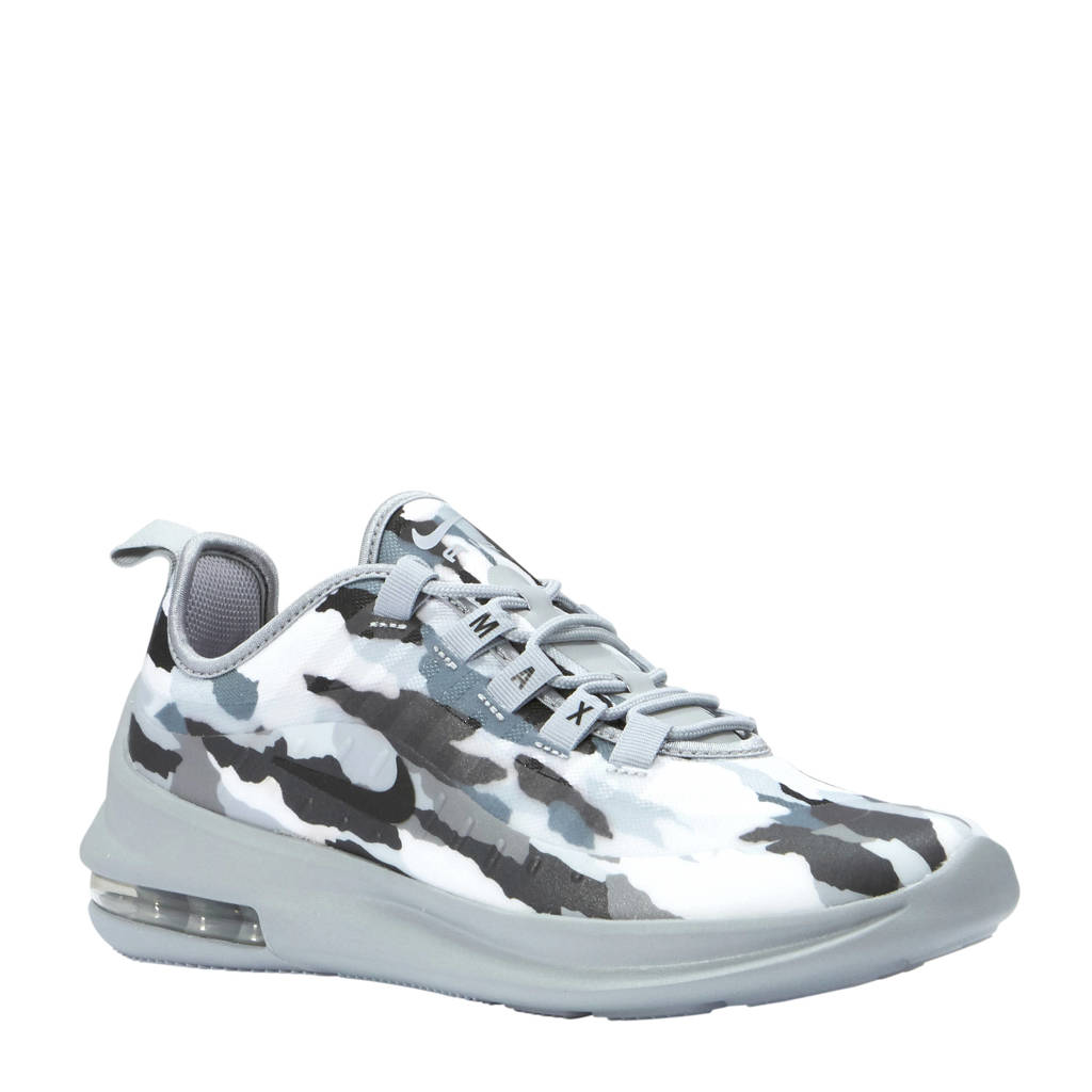 984059fc607 Nike Air Max Axis sneaker camouflage, Wit/grijs/zwart