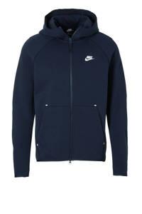 Nike Tech Fleece vest donkerblauw, Donkerblauw