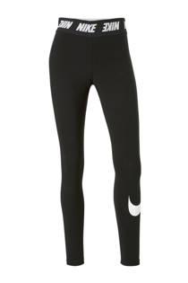 Nike 7/8 sportbroek zwart (dames)