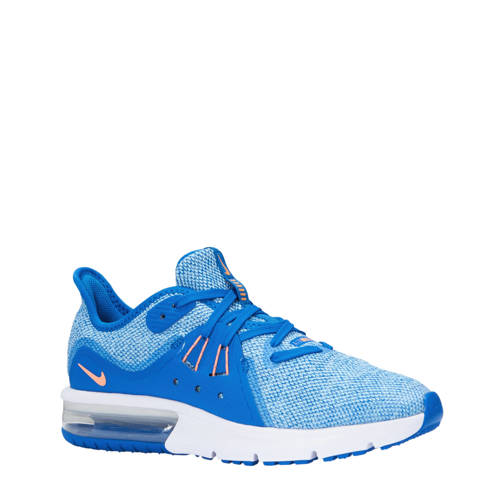 Air Max Sequent 3 (GS) sneakers blauw