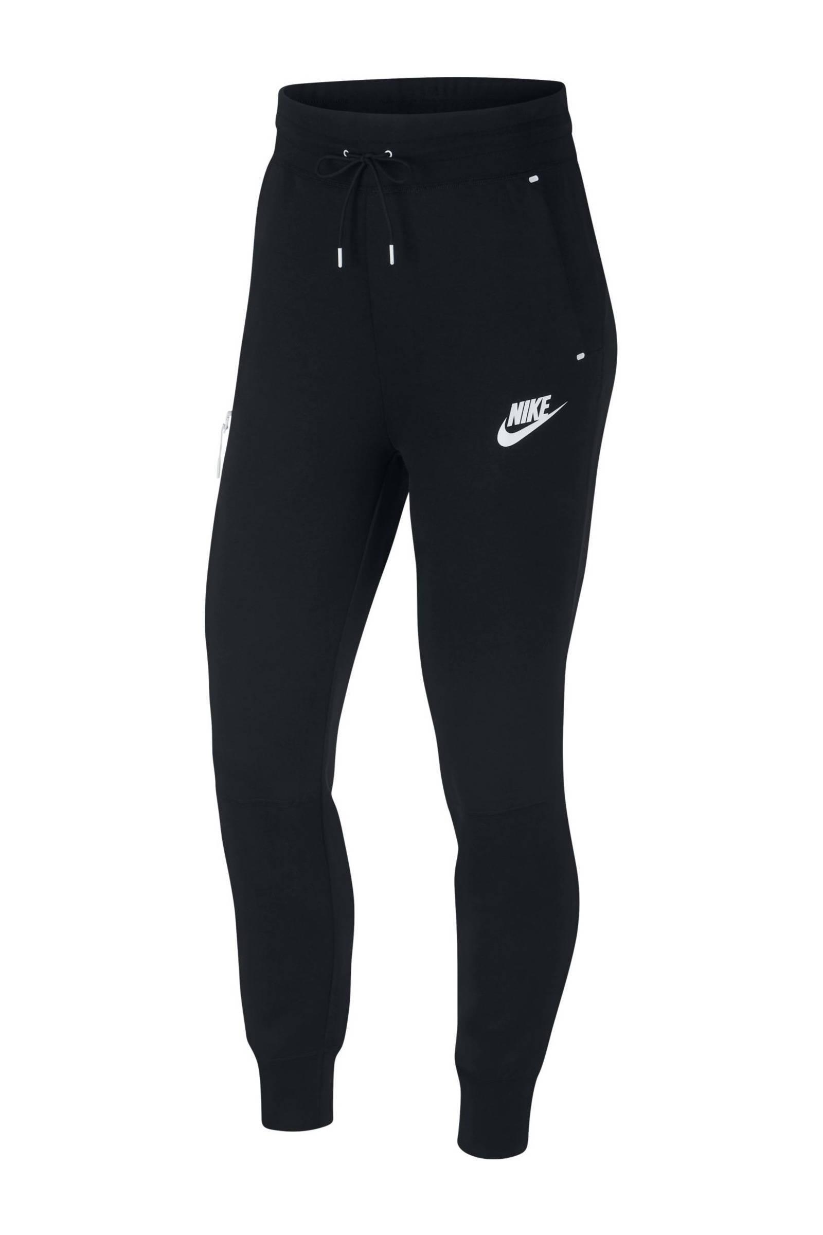 Joggingbroek Zwart.Nike Joggingbroek Zwart Wehkamp