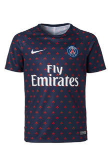 Junior Paris Saint Germain voetbalshirt