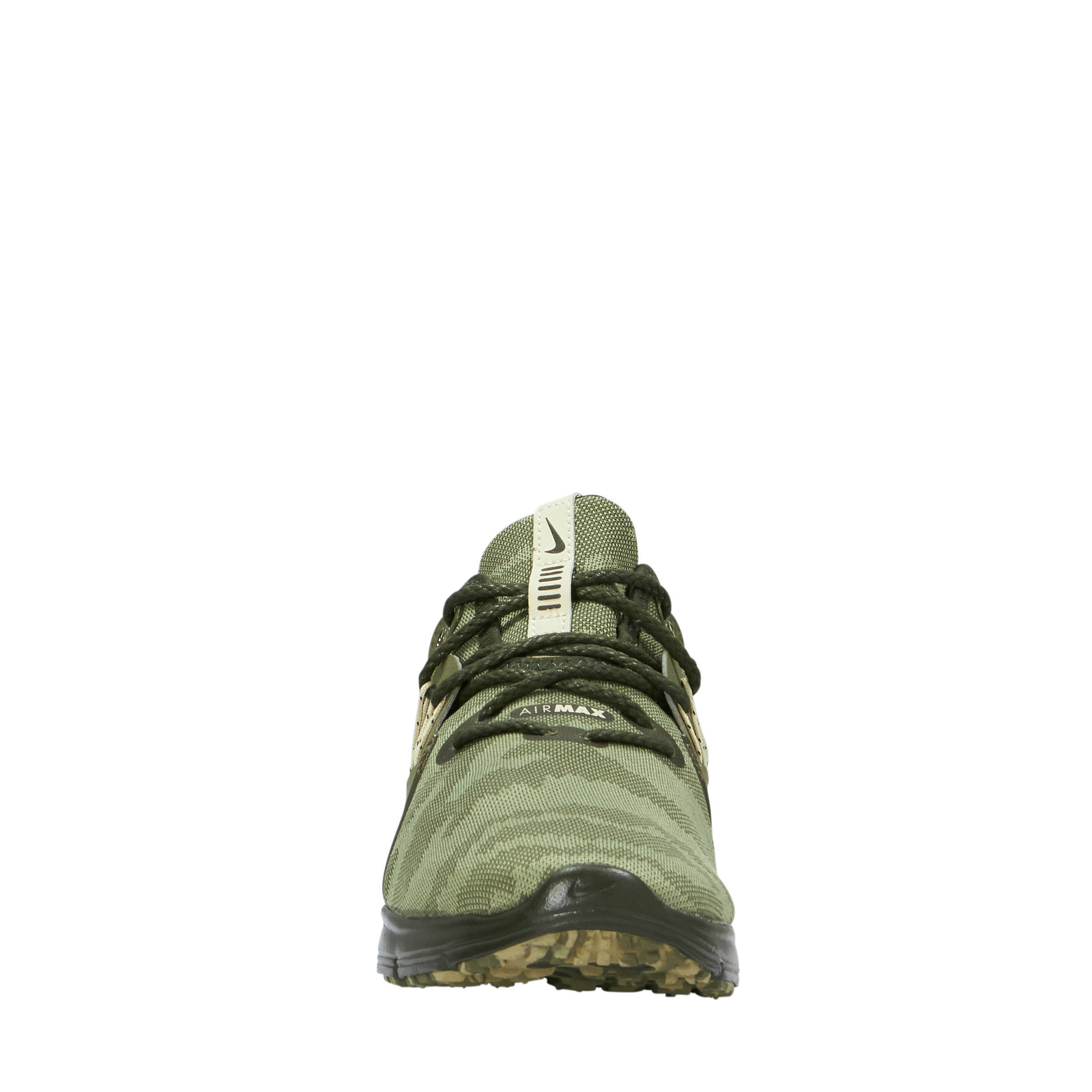 Air Max Sequent 3 Premium hardloopschoenen olijfgroen