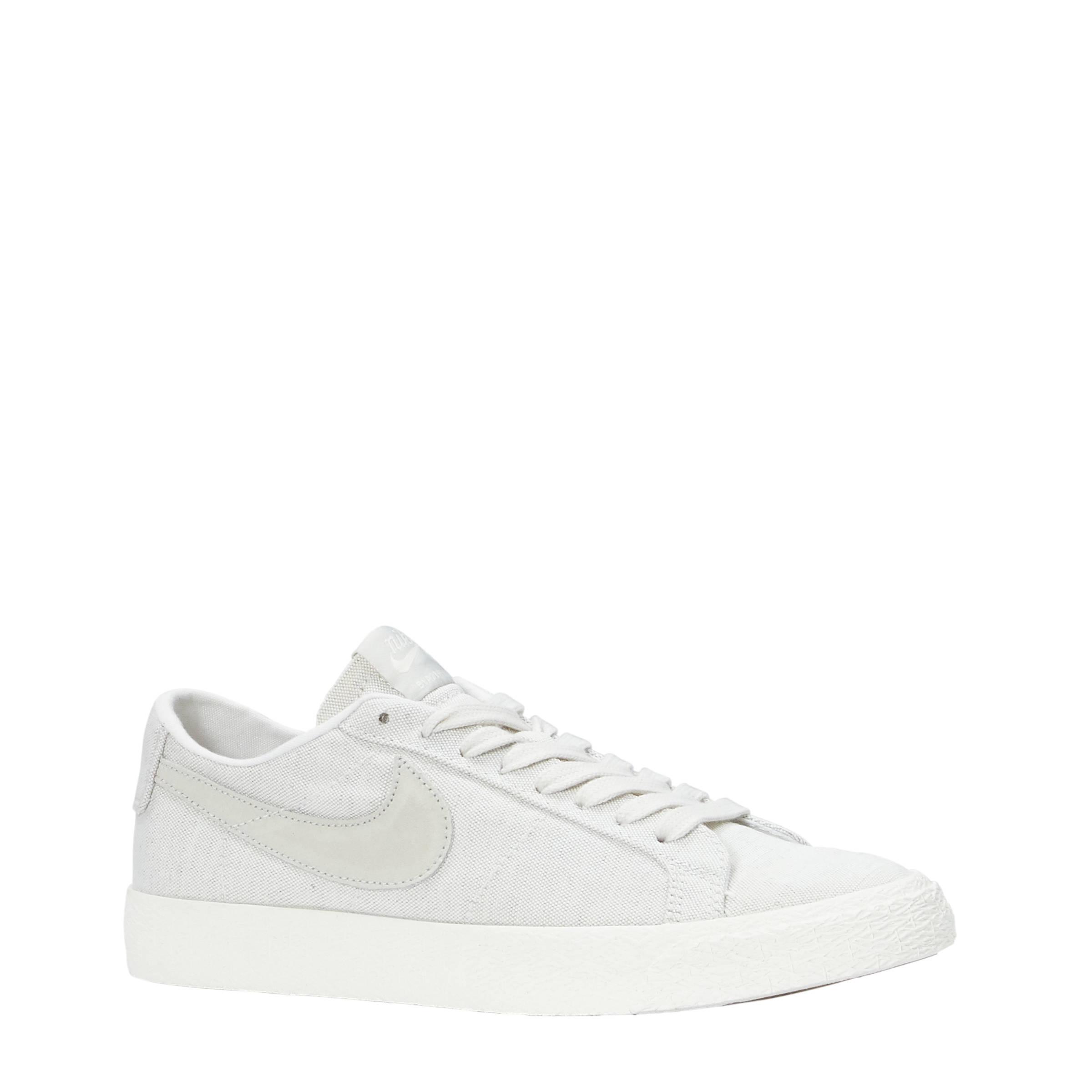 Low Zoom LichtbeigeWehkamp Sneakers Nike Sb Blazer OXPkZiuT