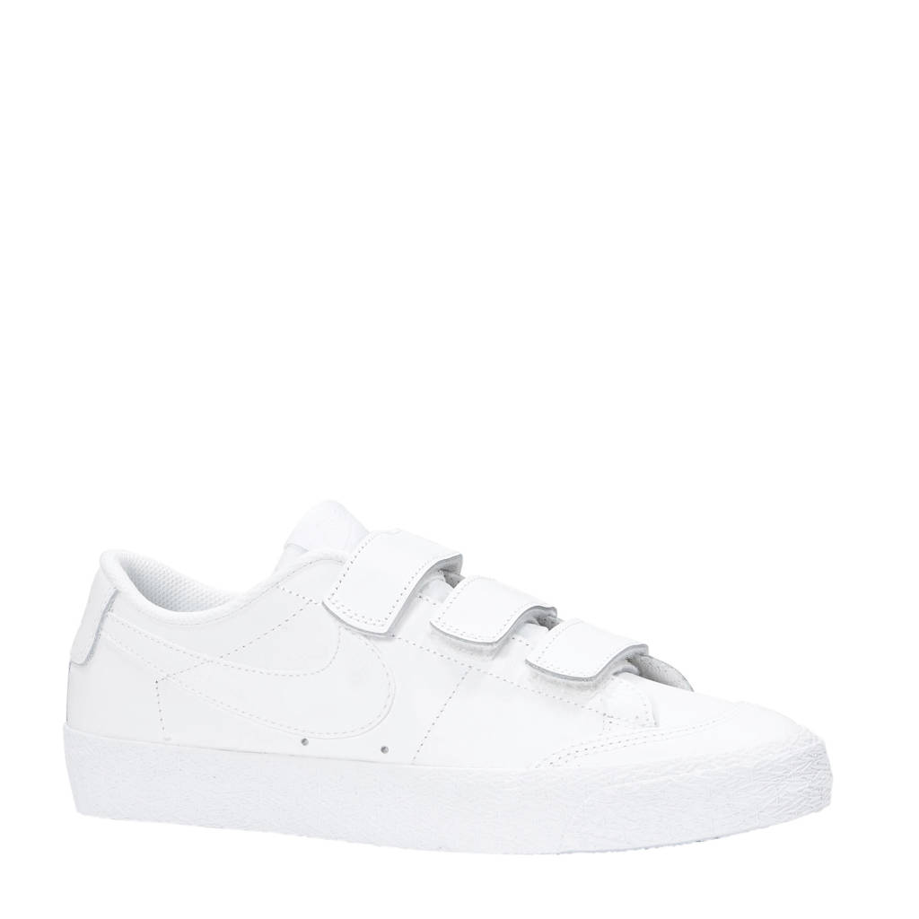cheaper 908c3 121ba Nike SB Zoom Blazer AC XT leren sneakers wit | wehkamp