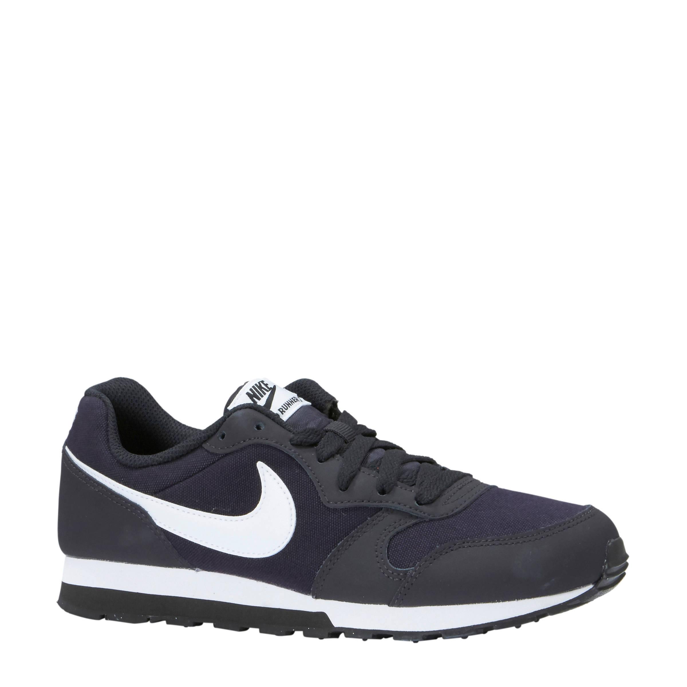 1dfec2920a1 Nike MD Runner 2 (GS) sneakers zwart/marine | wehkamp