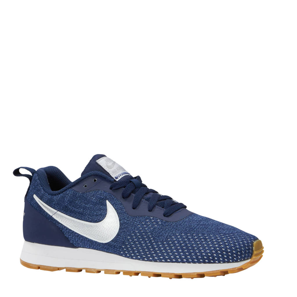 Nike  MD Runner 2 Eng Mesh sneakers jeansblauw, Jeansblauw