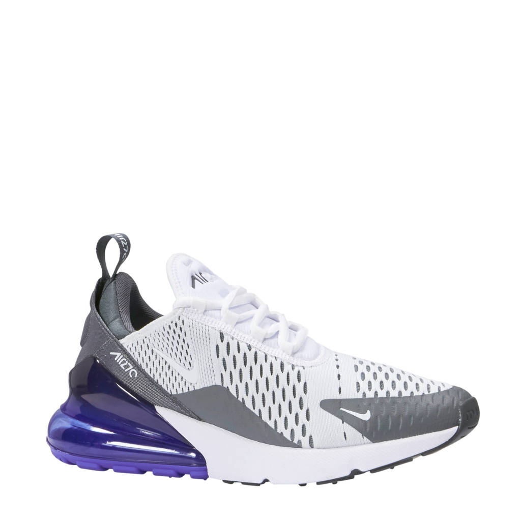 Nike   Air Max 270 sneakers wit/grijs, Wit/grijs