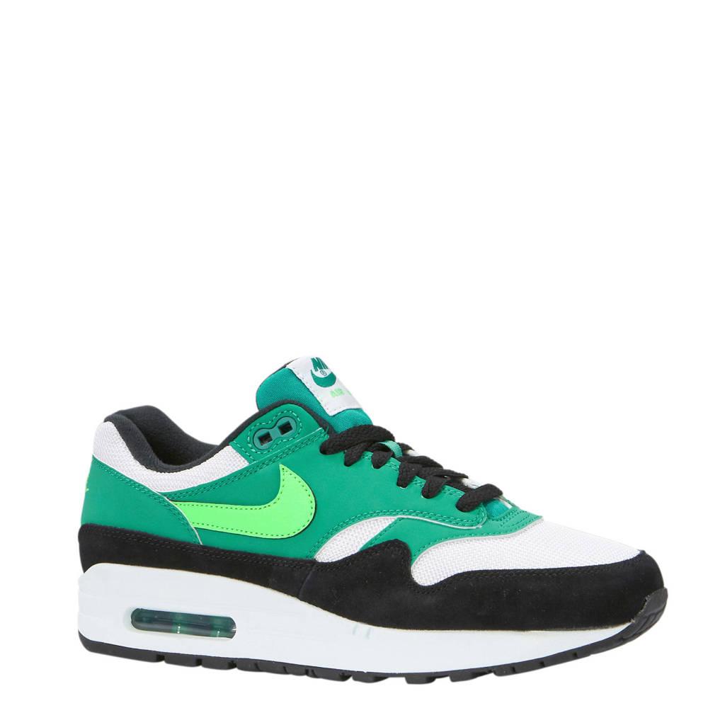 149ebd62813 Nike Air Max 1 sneakers groen/zwart, Groen/zwart