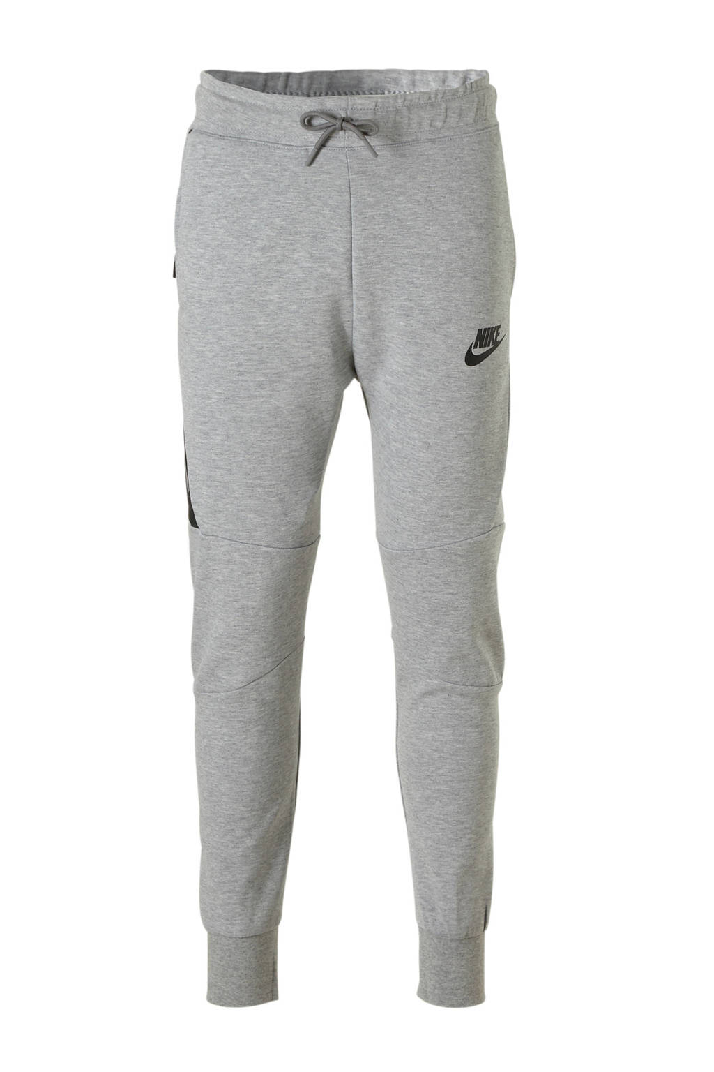Nike Tech Fleece joggingbroek grijs/zwart, Grijs/zwart