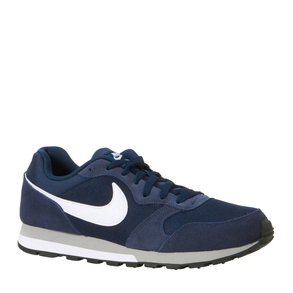 Nike   MD Runner 2 sneakers, Donkerblauw/wit