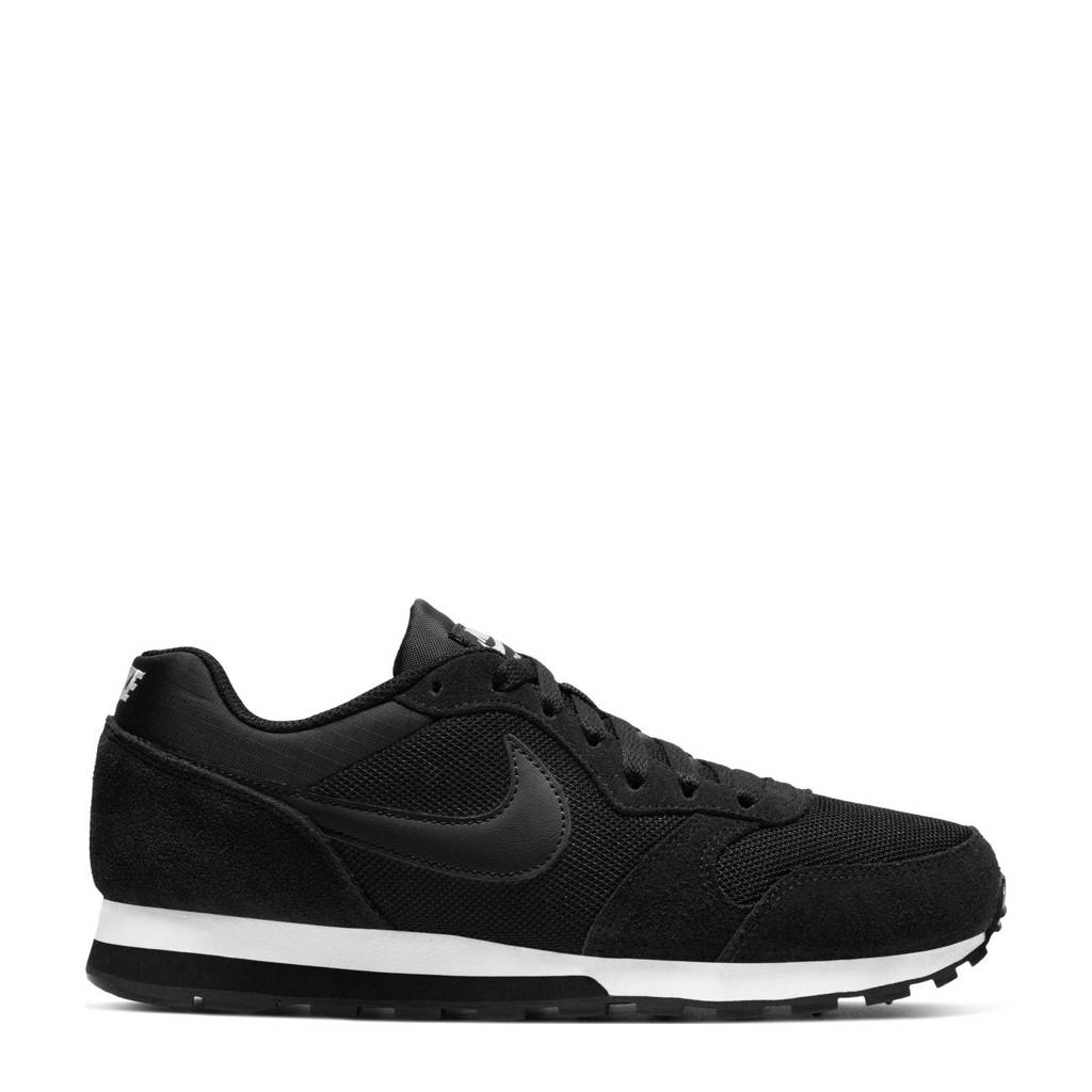 Nike MD Runner 2  sneakers zwart/wit, Zwart/wit