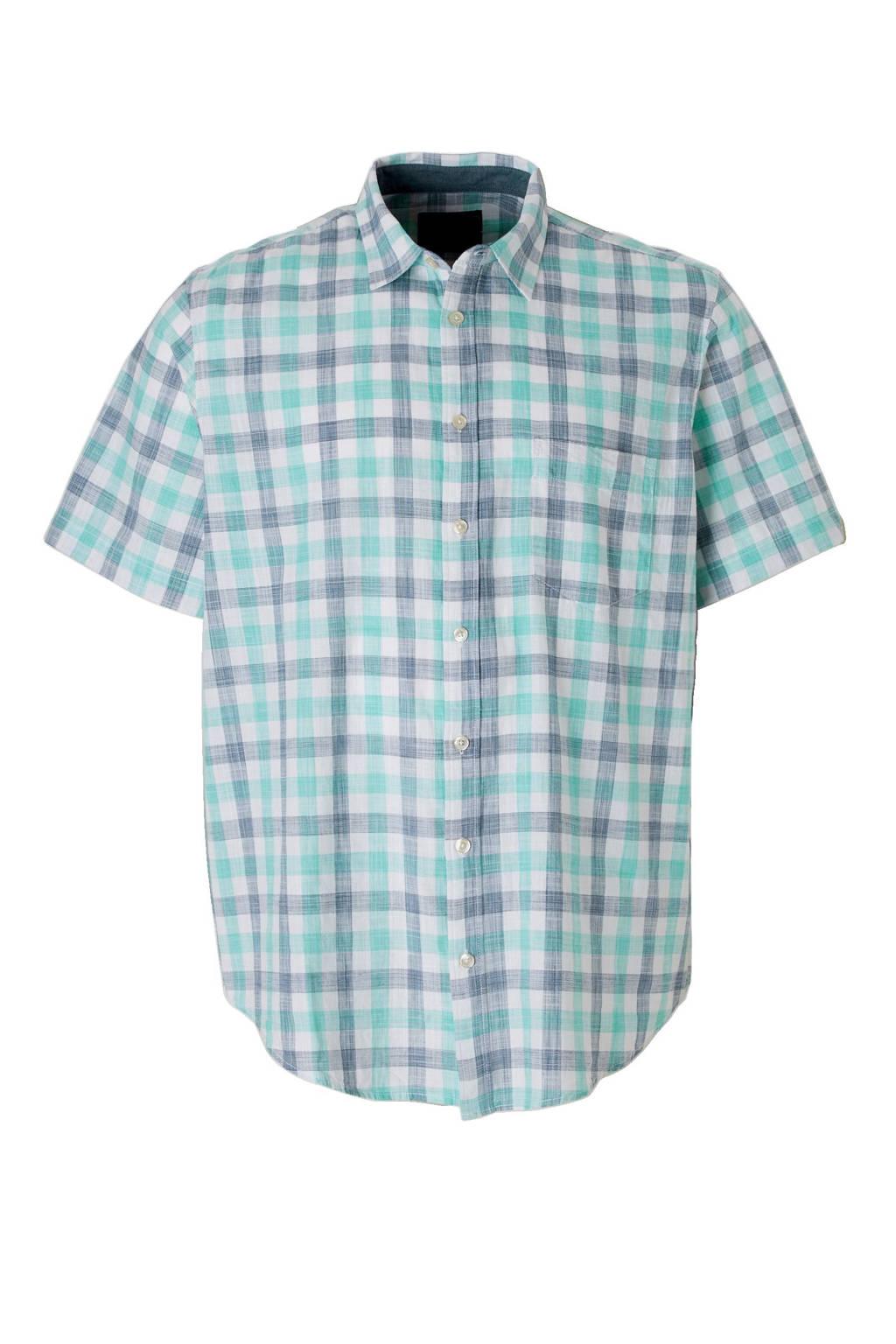 Ruiten Overhemd Heren.C A Heren Xl Overhemd Met Ruiten Dessin Wehkamp
