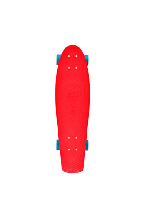 Nickel Red penny board 27""