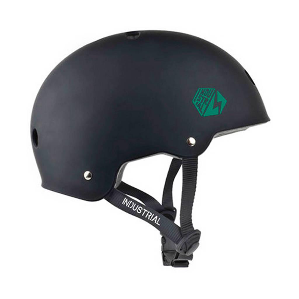 Industrial junior helm, Zwart