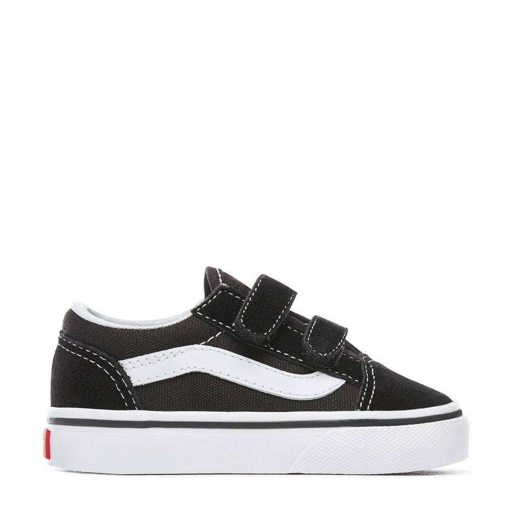 VANS  Old Skool V sneakers, Zwart /wit